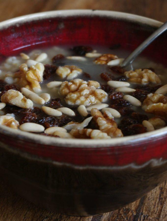 Salikah – Wheat Grains Porridge