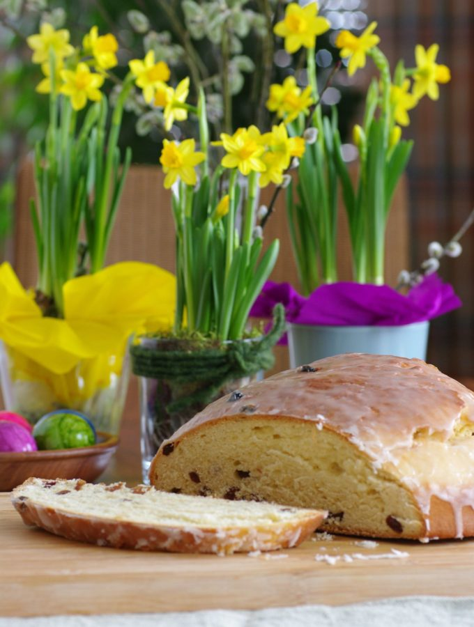 German Easter Bread